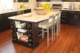 countertops dark wood kitchen islands table: kitchen island table for small kitchen
