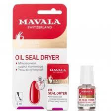 Mavala Oil Seal Dryer 5 ml сушка-<b>фиксатор лака</b> от mavala купить