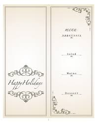dinner party menu templates comercial invoice template holiday menu template happy%20holidays%20menu holiday menu templateaspx dinner party menu templates dinner party menu templates