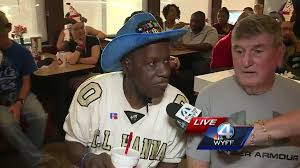 """T.L. Hanna legend James """"Radio"""" Kennedy released from hospital ..."""