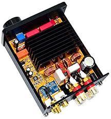 D DOLITY <b>TDA7498 Bluetooth Amplifier</b> Board, 100W+100W HiFi ...