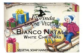 Купить натуральное <b>мыло</b> Merry Christmas <b>Bianco Natale Florinda</b> ...