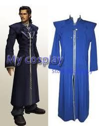 <b>Anime Final Fantasy</b> VII Reeve Tuesti <b>Cosplay</b> Costume for ...