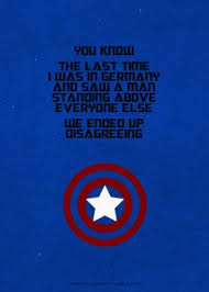 Captain America Quotes on Pinterest | Winter Soldier, Steve Rogers ... via Relatably.com