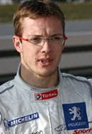 Peugeot testet bereits fleißig für Le Mans: Jacques Villeneuve und Sebastien ... - 1acde7f584301973832cff262445fa51