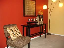 room paint red: living room paint ideas with accent wall red accent wall in living red wall color ideas