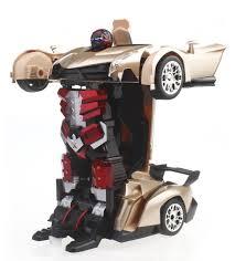 <b>Радиоуправляемый робот</b>-<b>трансформер</b> машина Lamborghini
