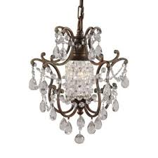 Crystal - Chandeliers - Lighting - The Home Depot