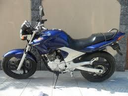 Resultado de imagem para moto yamaha fazer 250 azul