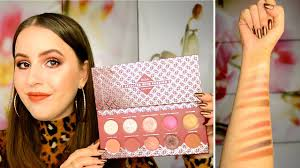 <b>ZOEVA SPICE OF LIFE</b> PALETTE - Review, Swatches + Demo ...