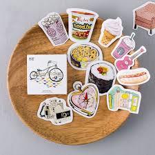 <b>45pcs</b>/pack Kawaii Life small things Label Stickers <b>Cute</b> Diary ...