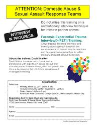 forensic experiential trauma interview© feti training mason forensic experiential trauma interview© feti training
