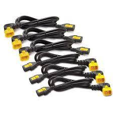<b>APC</b> Cables <b>Power Cord</b> Kit (6 Ea), Locking, C13 TO C14 (90 ...