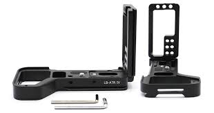 <b>L</b>-<b>Plate</b> Camera Brackets for Sony a7R IV & a9 II