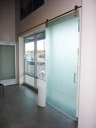 Sliding Barn Doors Sliding Glass Barn Doors Top Hung