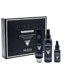 Отзывы о <b>Карбоновый пилинг</b>-<b>комплекс</b> Aravia Professional