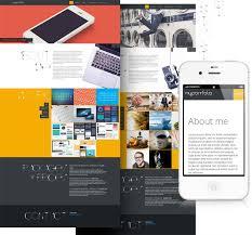 simple responsive template price 10 portfolio template screenshots