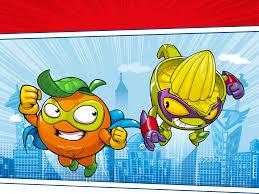 <b>Superzings</b> - Rivals of Kaboom