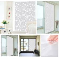 privacy frosted window film sticker bathroom