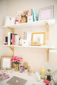 the fashionistas diary adorable home office desk