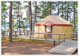Yurts as Cabins for Rural Land in Northern Arizona