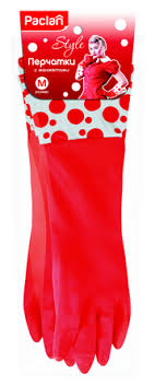 <b>Перчатки Paclan Резиновые</b> — купить по выгодной цене на ...