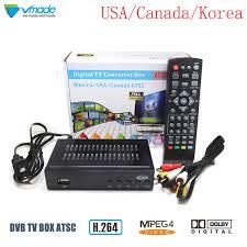 Online Shop Vmade DVB TV Set-Top Box Full HD 1080P Digital ...