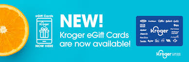 Kroger Corporate Gift Card