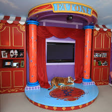 circus extravaganza playroom and mural baby playroom furniture