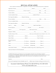 7 basic rental agreement template nypd resume related for 7 basic rental agreement template