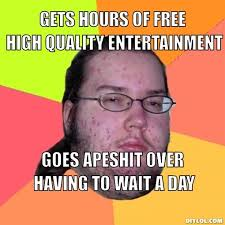 Butthurt Dweller Meme Generator - DIY LOL via Relatably.com