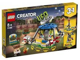 <b>Конструктор LEGO Creator 31095</b> Ярмарочная карусель — купить ...
