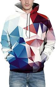FEOYA <b>Mens 3D Hoodies</b> Galaxy Printed Cool <b>Sweatshirts</b> for Teen ...