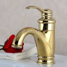 brass bathroom sink polished brass bathroom sink faucet basin valve tap single handle mixe