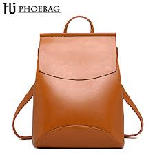 <b>HJPHOEBAG New</b> high quality Women Backpacks <b>Fashion</b> ...