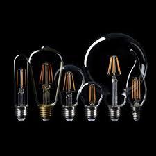 FidgetKute Vintage Edison Bulb E27 E14 2W 4W 6W ... - Amazon.com