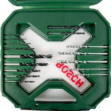 Набор оснастки <b>Bosch X</b>-<b>Line</b> 2607010610, <b>54</b> шт. в Москве ...