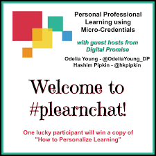personalize learning welcome to plearnchat one lucky participant will win how to personalize learning
