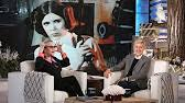 Ellen Chats with Carrie Fisher - YouTube