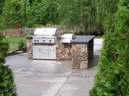 outstanding outdoor kitchen island designs grill  images about outdoor kitchen bbq on pinterest backyards grill area an