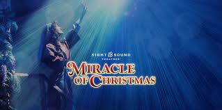 Image result for sight and sound miracle of christmas