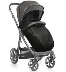 <b>Накидка на ножки</b> для коляски Oyster 3 чёрная — купить в ...