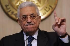 <b>Mahmoud Abbas</b> doit être excellent aux cartes. Le chef de l&#39;OLP n&#39;a aucun <b>...</b> - Palestinian-leader-Mahmoud-Abbas