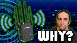 <b>COMFAST 1200</b> Mbps <b>WiFi</b> Range Extender Review : Dual Band ...