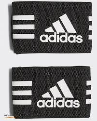<b>Фиксатор для гетр</b> Adidas Ankle Strap цвет черный, белый