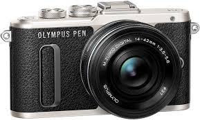 <b>Фотоаппарат</b> со сменной оптикой <b>Olympus PEN</b> E-PL8 Kit 14 ...