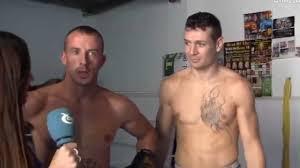 el boxeador manuel fornell prepara el neoprofesional