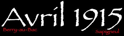 """Résultat de recherche d'images pour """"7 avril 1915"""""""
