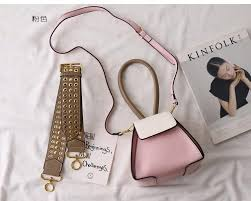 Rose - Sweet Fine Leather Collection: Panelled Hasp <b>Luxury</b> ...