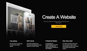 how to build your next website website builder com homepage